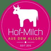 freistil. Partner Allgäuer Hof-Milch, Heumilchprodukte aus dem Allgäu